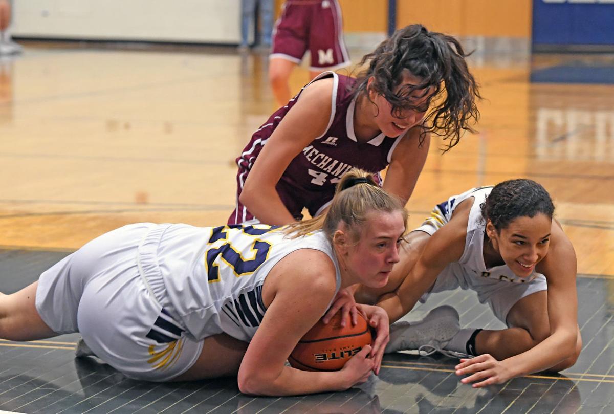 Cedar Cliff Girls Basketball