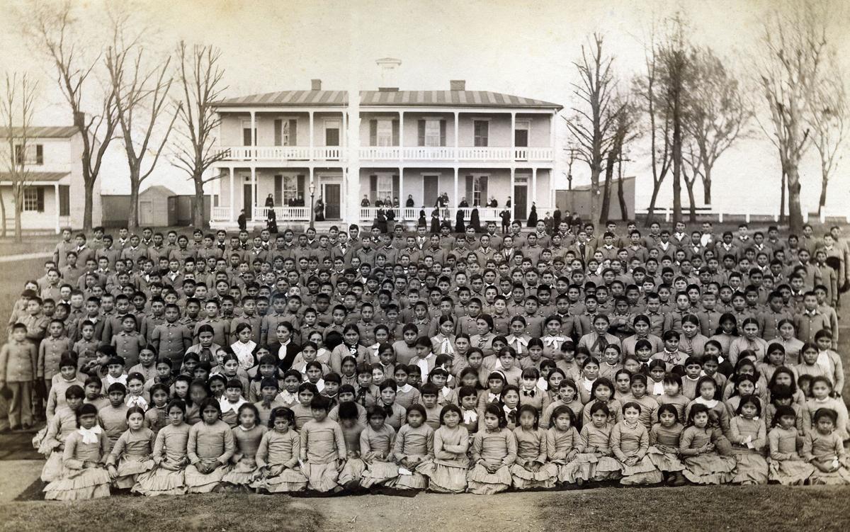 Carlisle Indian School Enrollment
