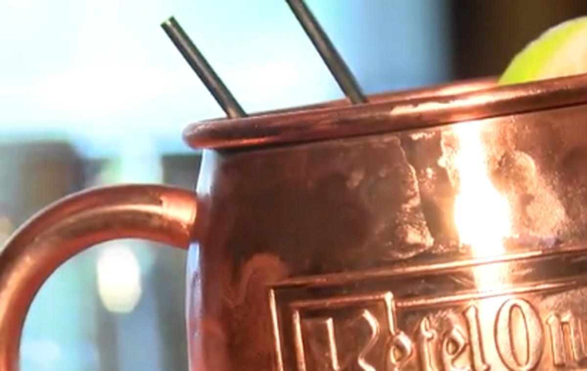 Cooper cups