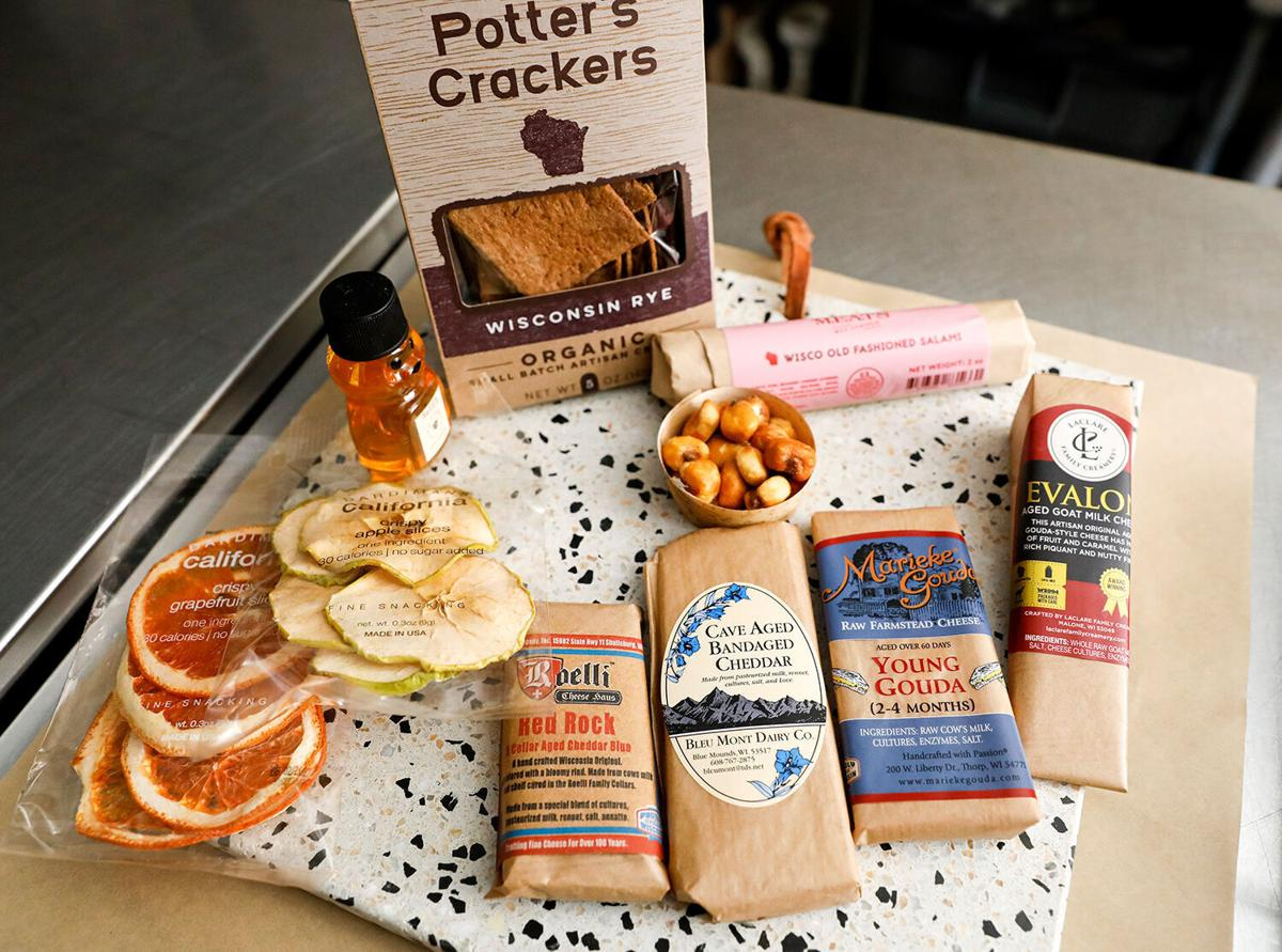 Fromagination items