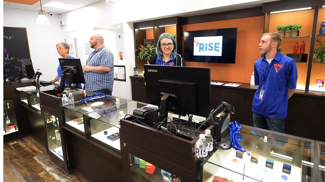 Photos: Rise Carlisle ready to open medical marijuana