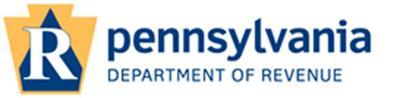 Pa. Department of Revenue logo