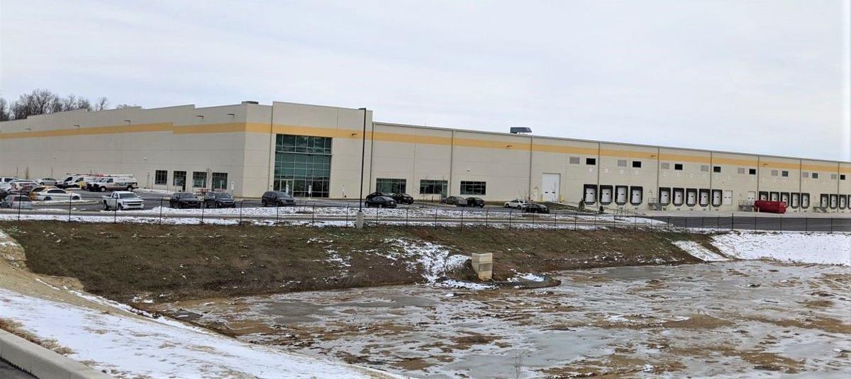 Smucker Warehouse