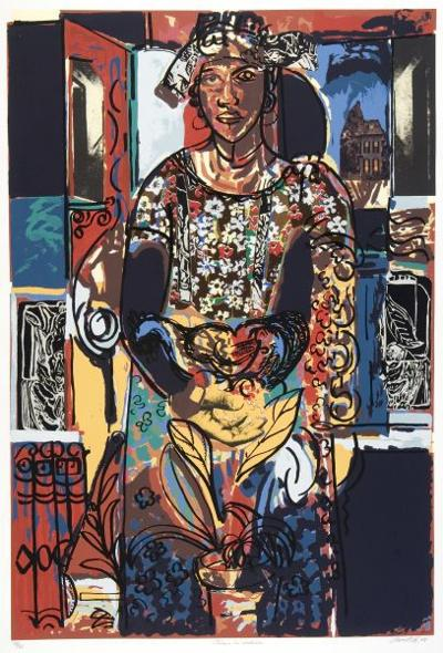 David Driskell art