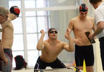 Boys 3A Swimming Championships day 1 (copy)
