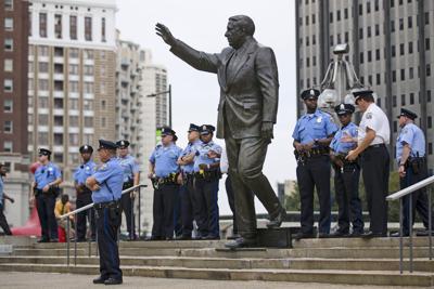 Rizzo Statue-Philadelphia