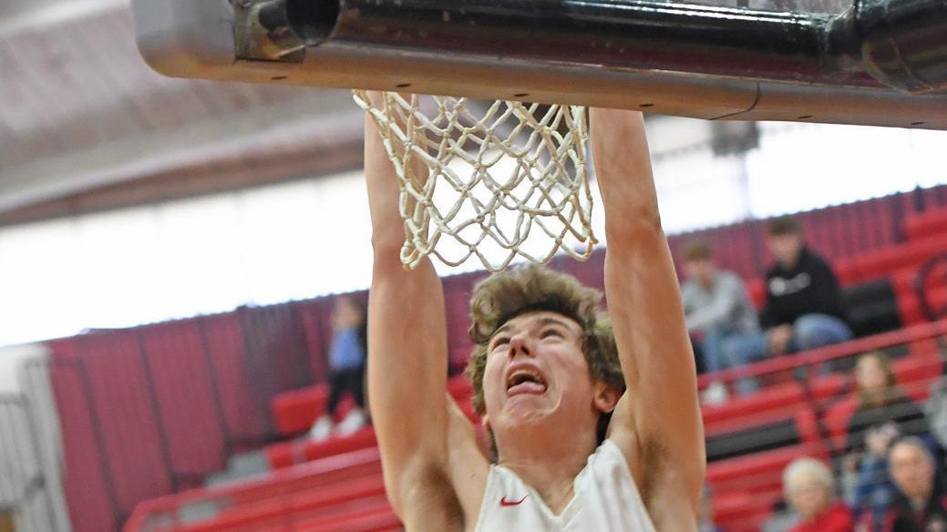 HS Boys Basketball Photos: Shippensburg at Cumberland Valley