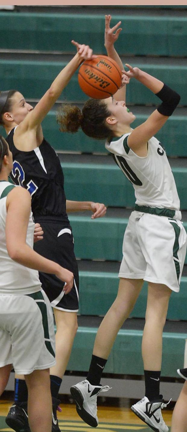 Girls Basketball Carlisle Earns First Win Of Season