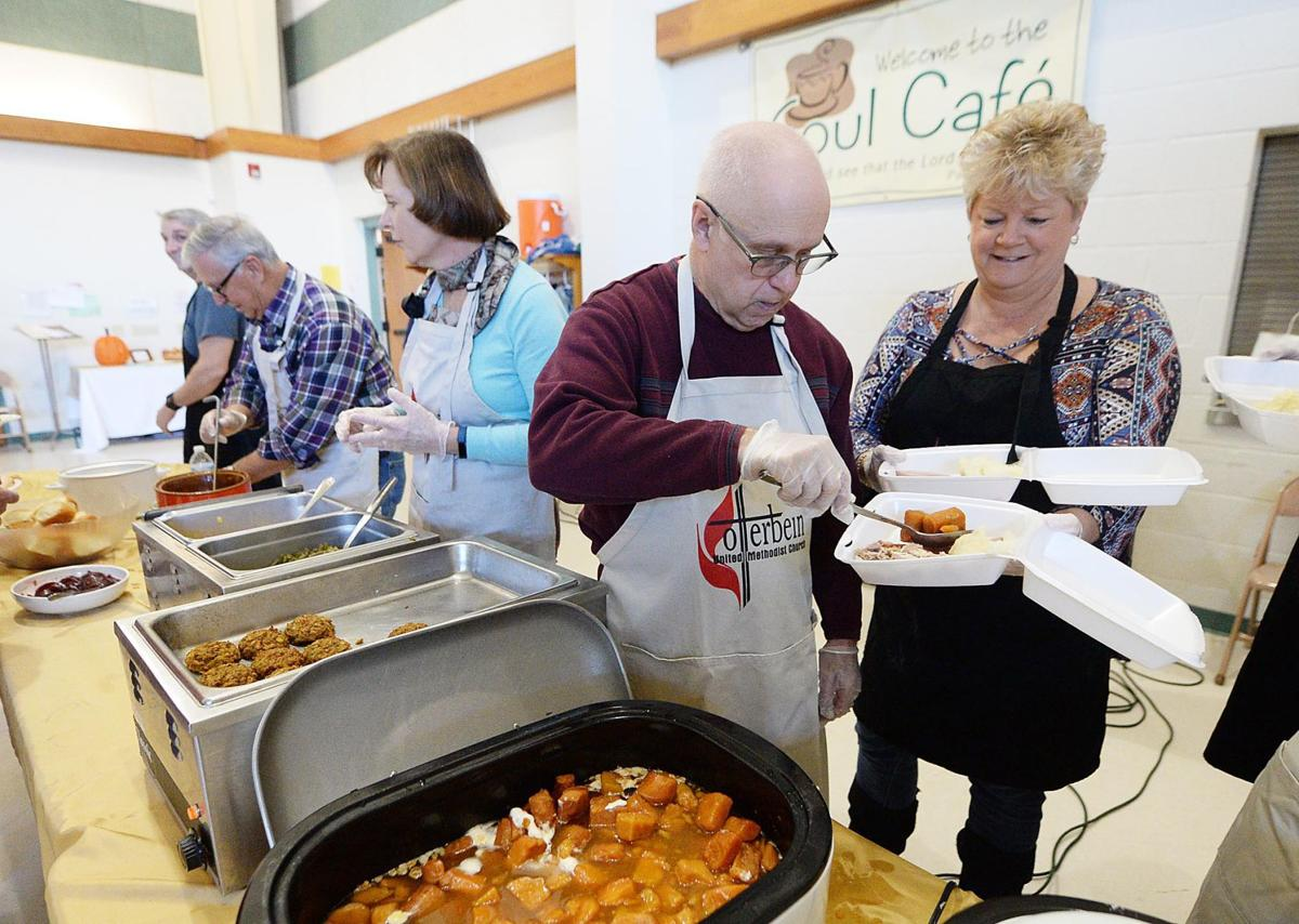 Thanksgiving Meal at Otterbein United Methodist Church