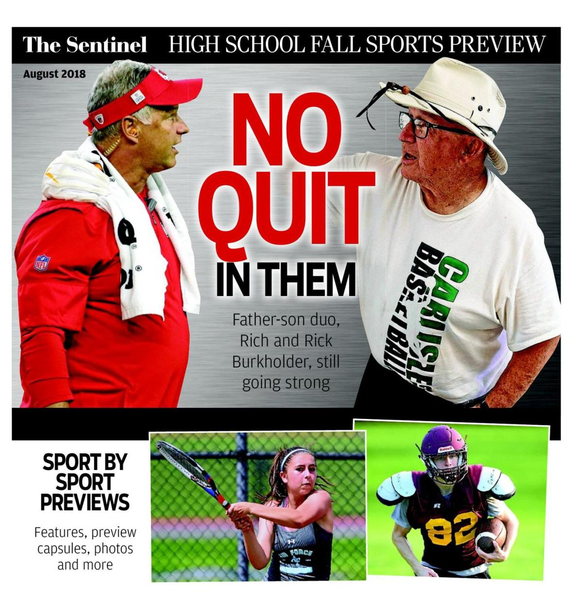 High School Fall Sports Preview