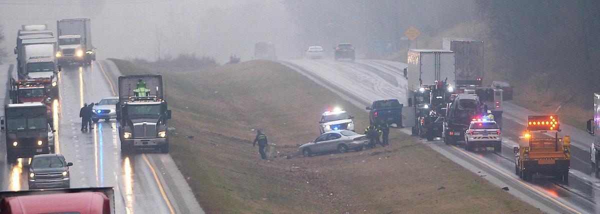 Interstate 81 Accident