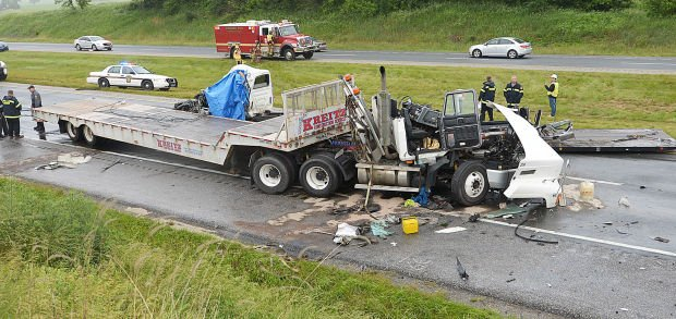 Gallery I 81 Crash Near Shippensburg Photo Galleries