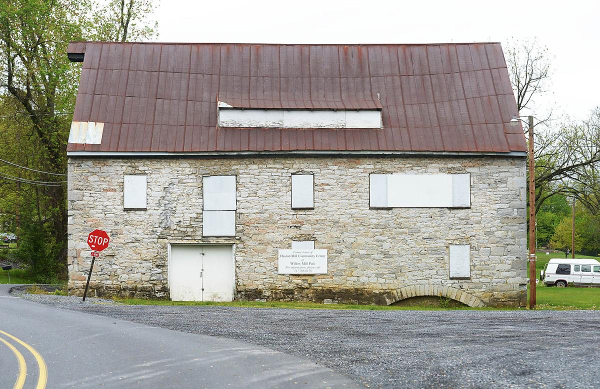 Mill site once an industry hub, healing resort, amusement park
