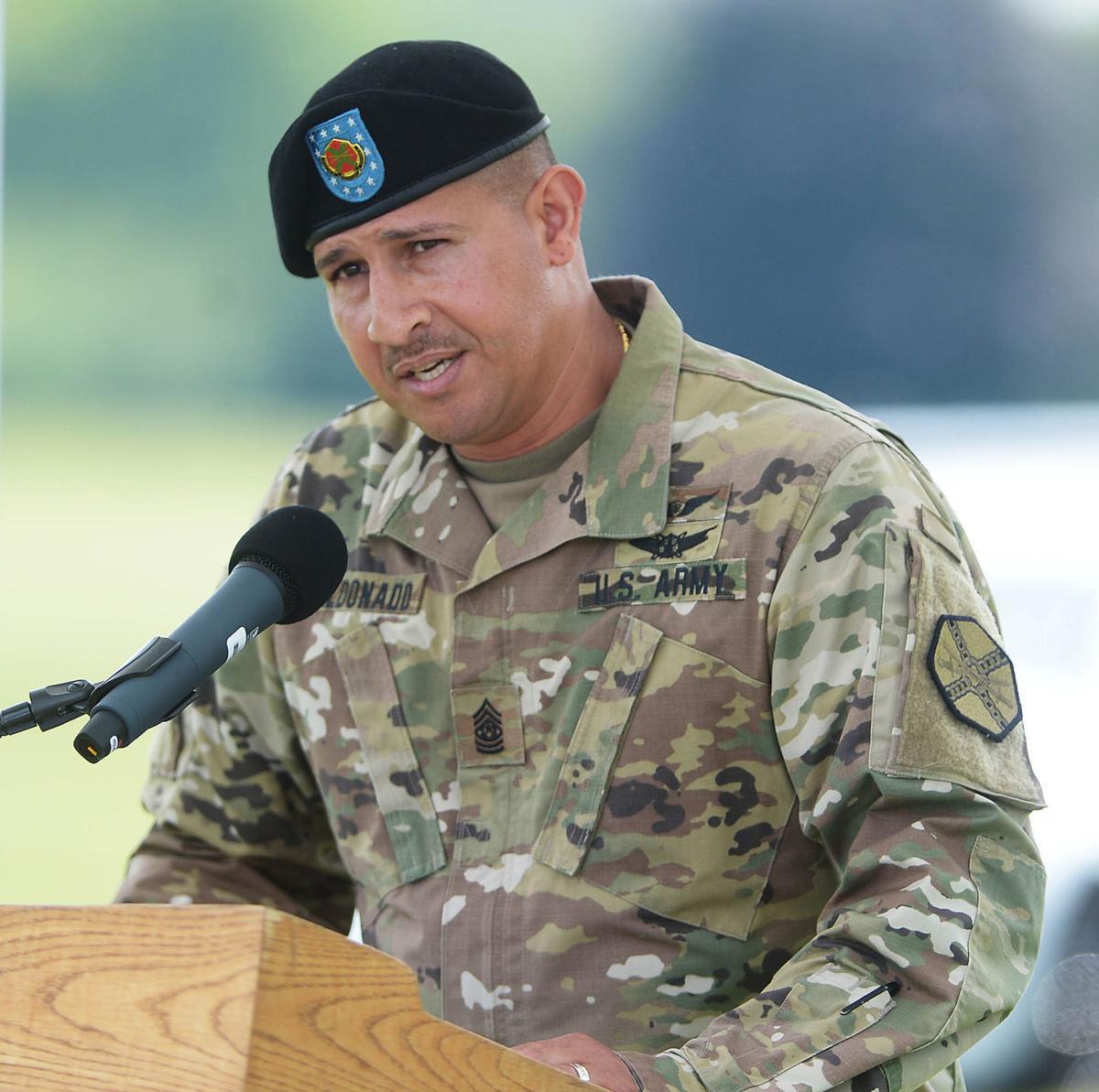 United States Army Garrison Carlisle Barracks Change of Command Ceremony