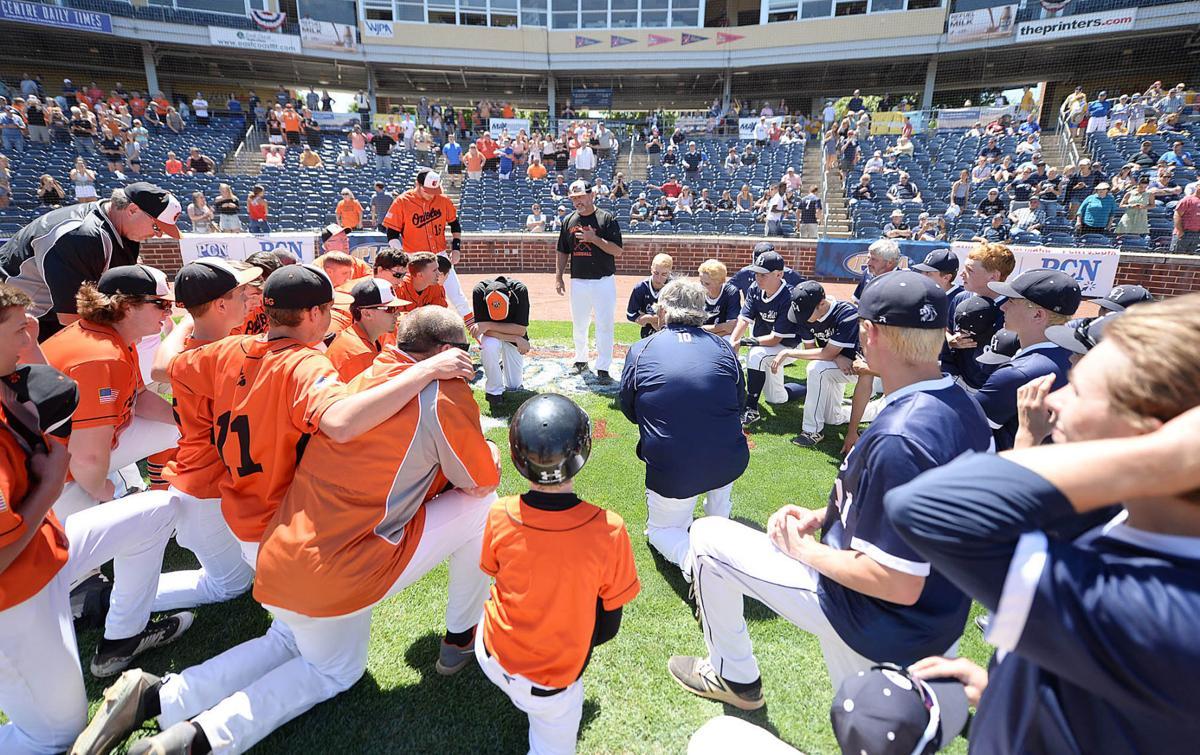 PIAA Baseball: Camp Hill vs Rocky Grove
