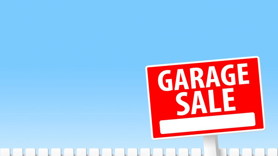 The ultimate garage sale guide for this weekend | The Sentinel: News