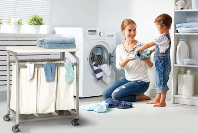 3 quick ways to upgrade your laundry room