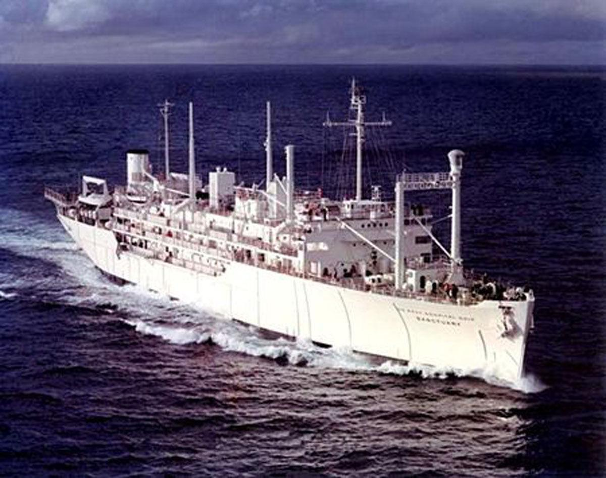 USS Sanctuary