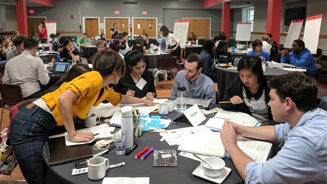 Dickinson College summit puts focus on campus action on climate change