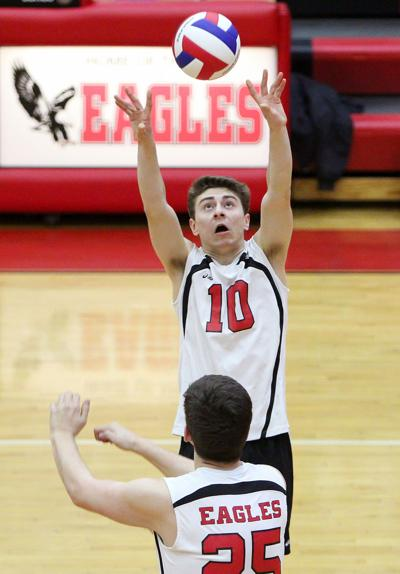 Central Dauphin vs. Cumberland Valley Boys Volleyball (copy)