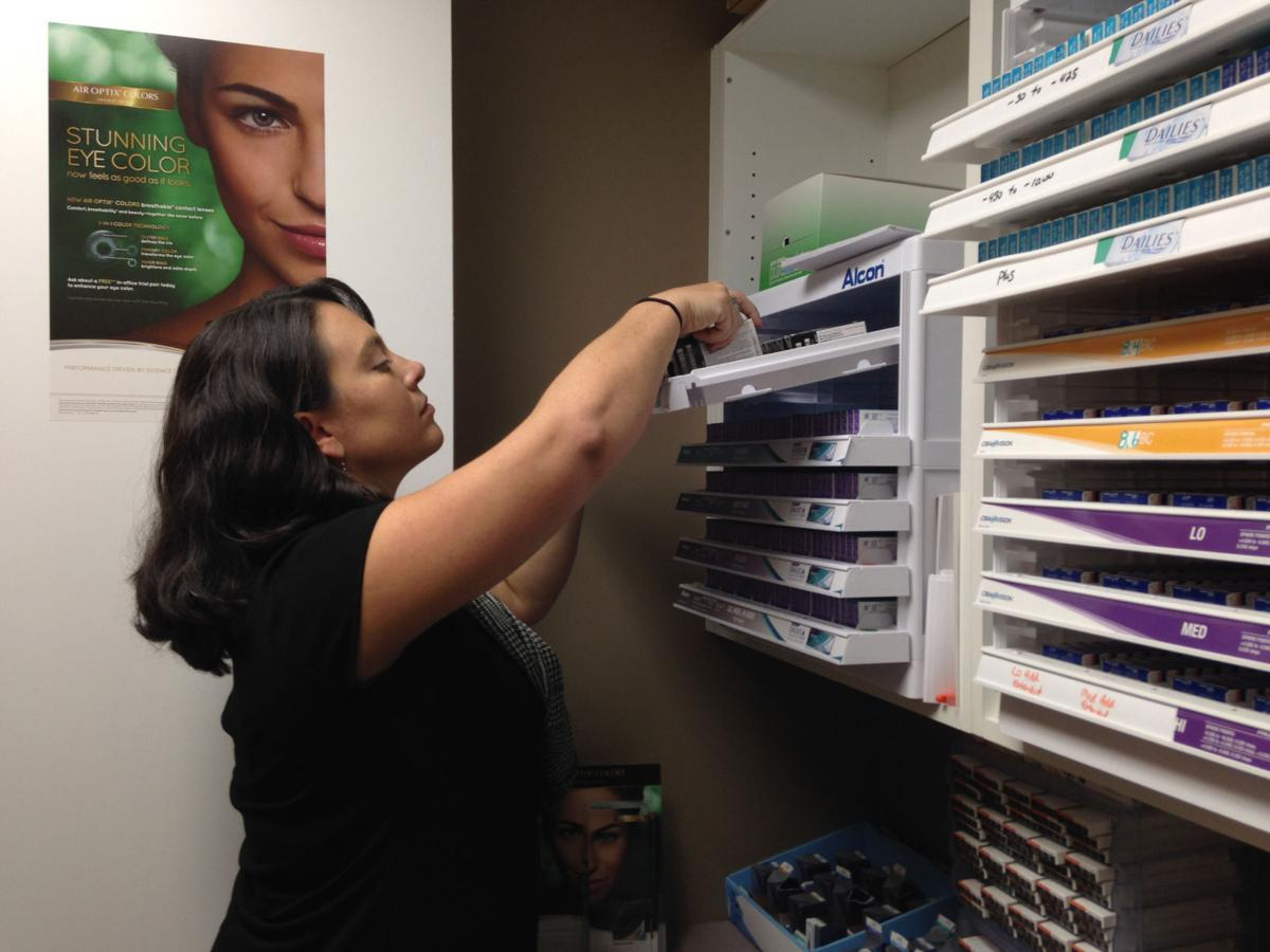 Officials Warn Nonprescription Colored Contacts Can Cause