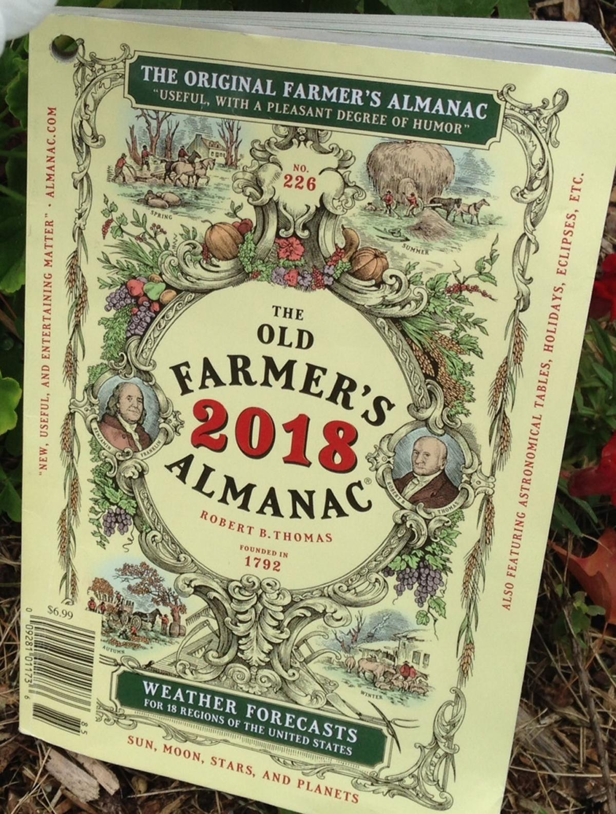 The Old Farmer's Almanac is your trusted source for long range weather forecasts, moon phases, full moon dates and times, gardening tips, sunrise and sunset times, Best Days, tide charts, home remedies, folklore, and more. All from the oldest continuously-published and best-selling farmers' almanac in .
