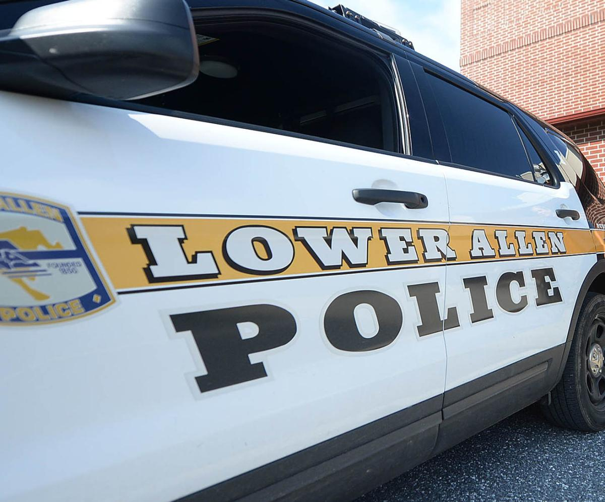 Lower Allen Township Police Car