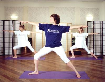 yoga for mom stress management important before during