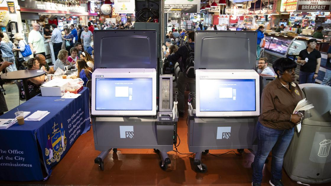 Election 2019: What's the deal with those voting machines in Cumberland County?