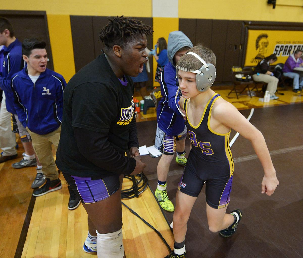 District 3 Class AA Team Wrestling Championship