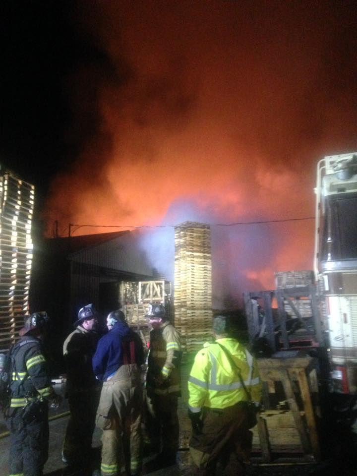 North Newton Fire