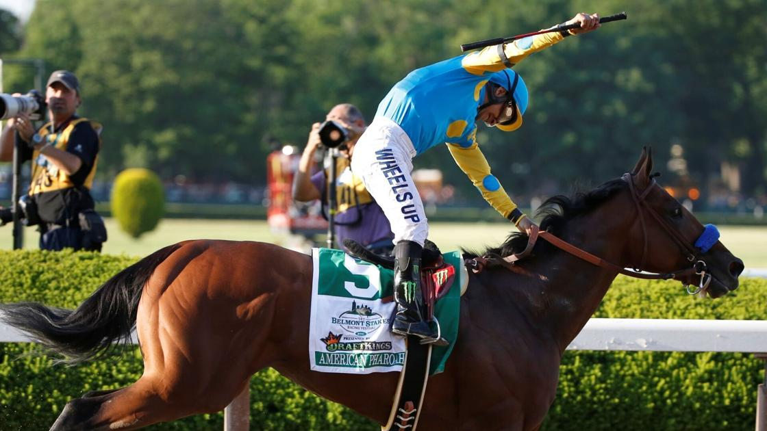 Today in sports history: American Pharoah wins Triple Crown in 2015, the first since Affirmed in '78