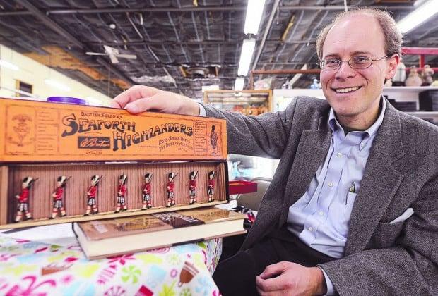 Christian Keller Antique Toys