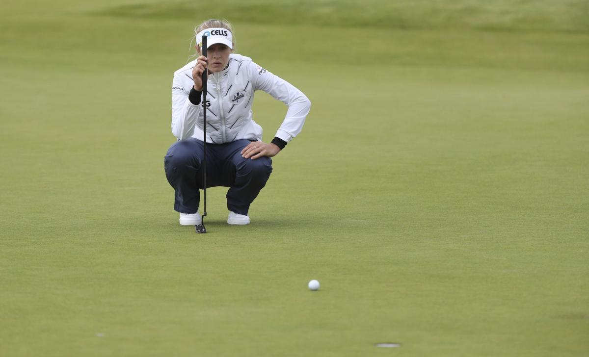 Britain Golf Women's British Open