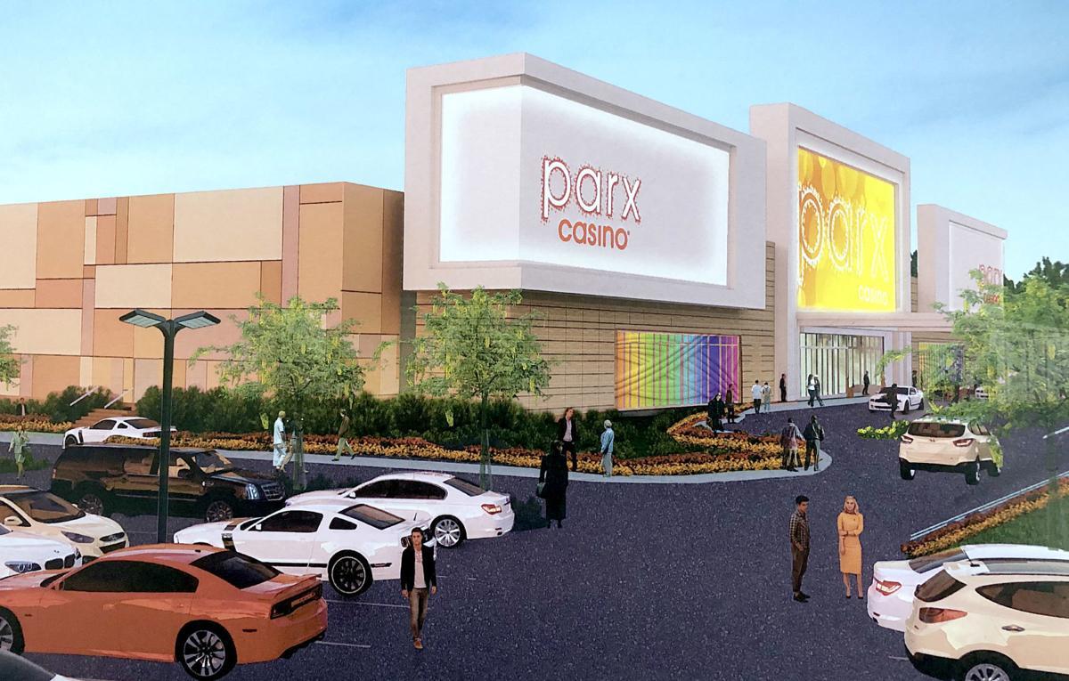 Parx Casino rendering