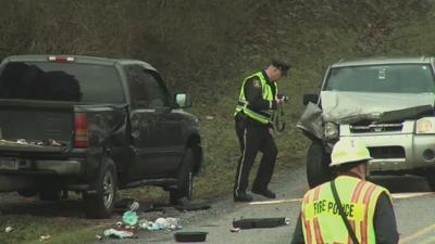 Carlisle man dies in Dillsburg area crash Wednesday morning