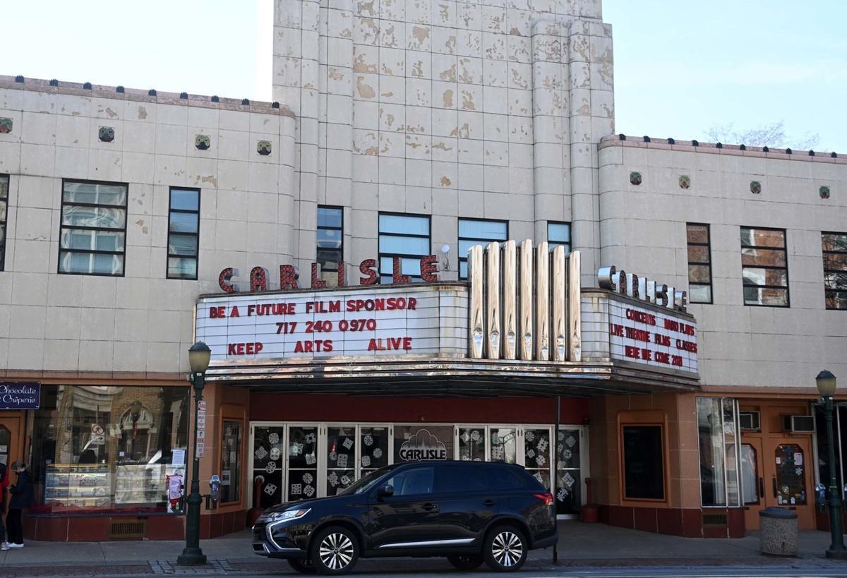 Carlisle Theatre 4