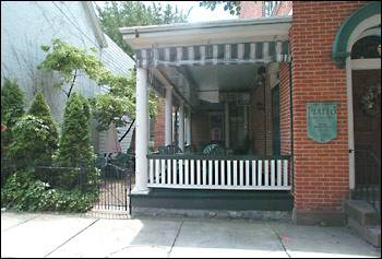 how to enclose a balcony Restaurant Plans To Enclose Porch The Sentinel Business