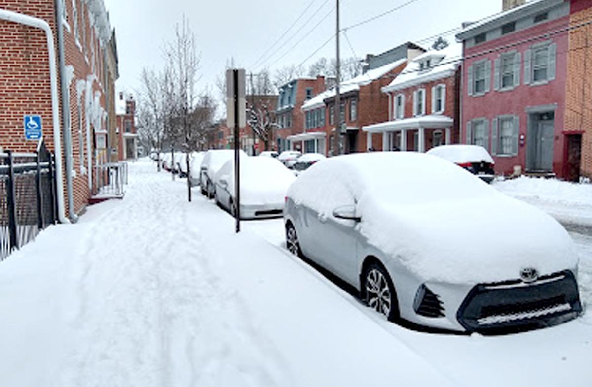 Carlisle snow day
