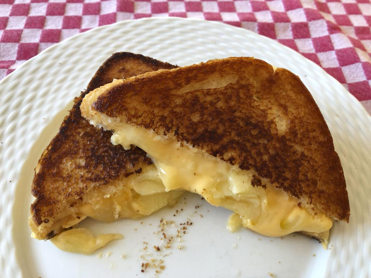 Food - Grilled Cheese