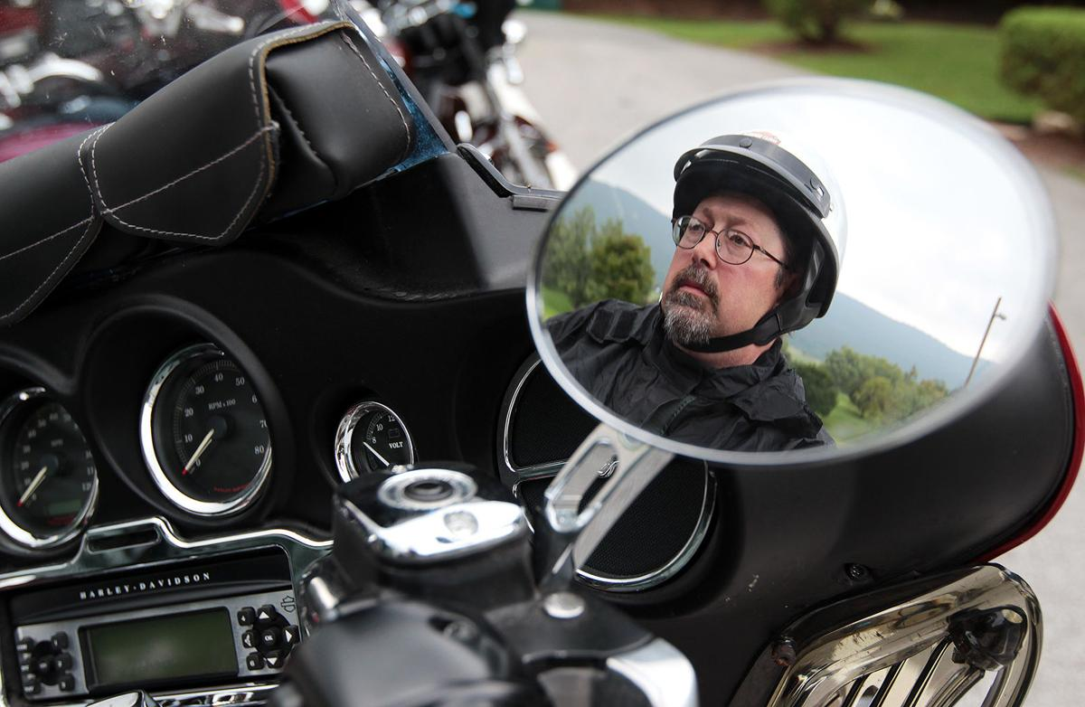 Turnpike Rambler Motorcycle Club - Motorcycle Safety Feature