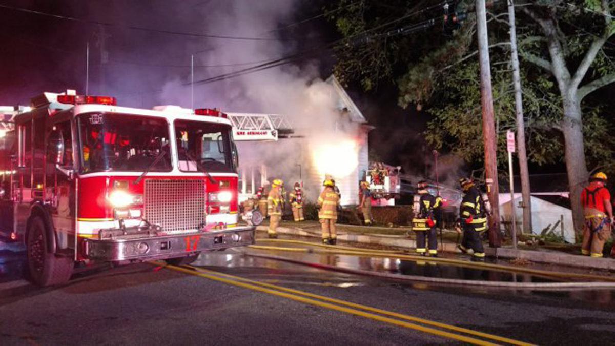 East Penn house fire