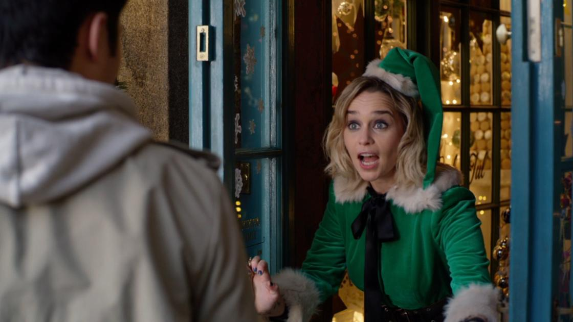 Movie reviews: 'Last Christmas' has a lot of stars but still might not shine