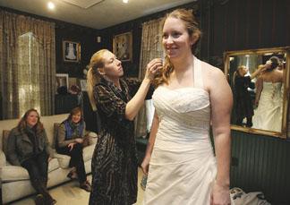 Mechanicsburg's 1st Annual Bridal Walk