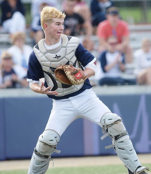 PIAA Baseball: Camp Hill vs Schuylkill Haven