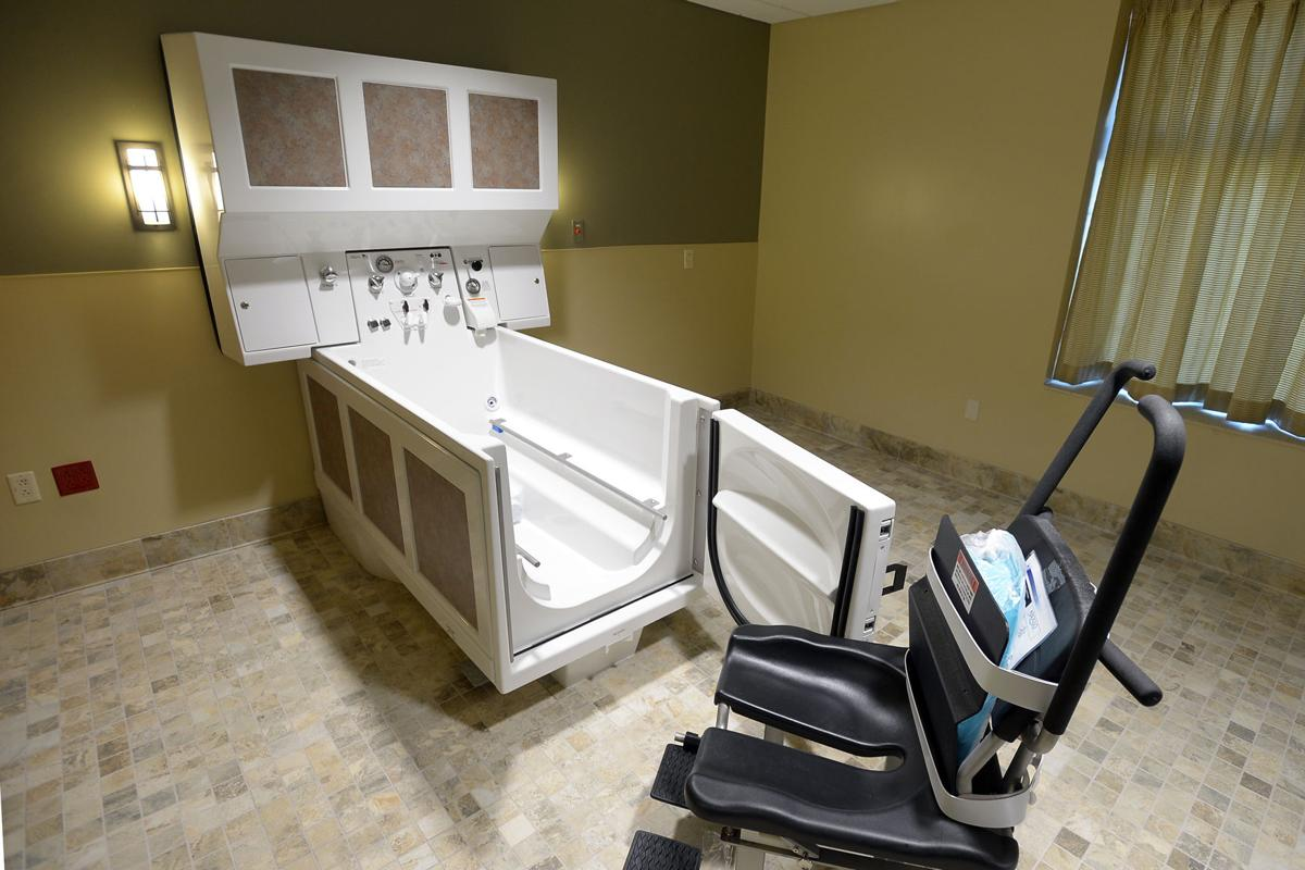 new claremont rehab center opens its doors to public view carlisle