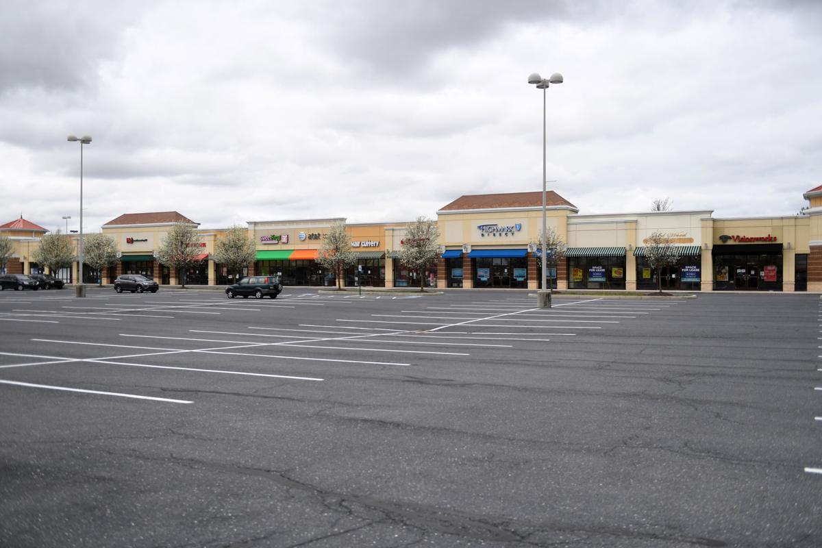 Empty Parking Lots 1
