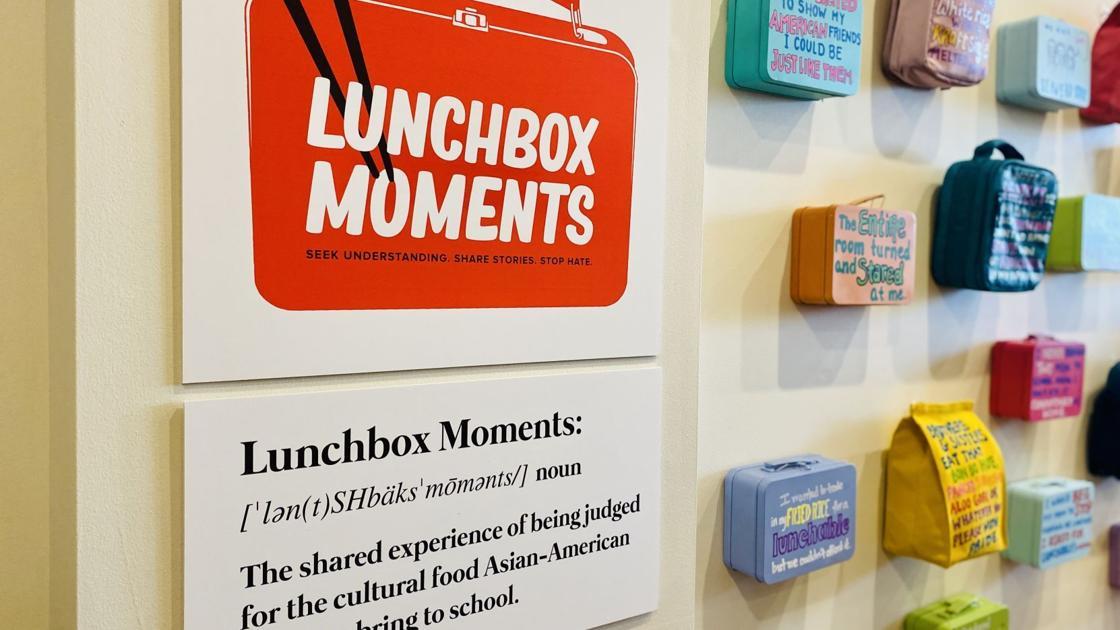cumberlink.com: Art: 'Lunchbox Moments' seeks to create understanding