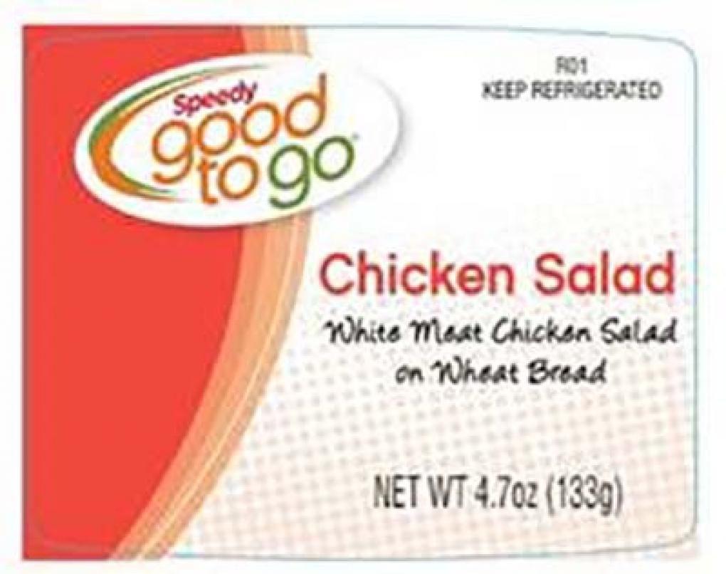 Recall chicken salad