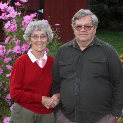 Stouffers celebrate 65th wedding anniversary